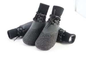 Lanboer Pet Dog Anti-slip Waterproof Socks Sport Pet Boots